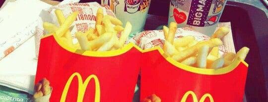 McDonald's is one of Marija🍭さんの保存済みスポット.