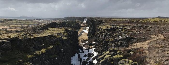 Langistigur is one of Iceland.