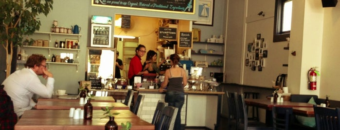 Cafe St. Jorge is one of SF coffee.