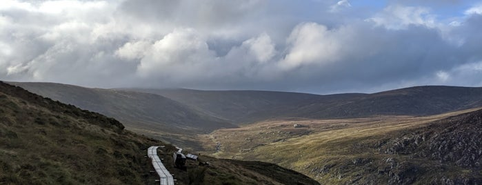 Wicklow Mountains National Park is one of Lieux qui ont plu à Zia.