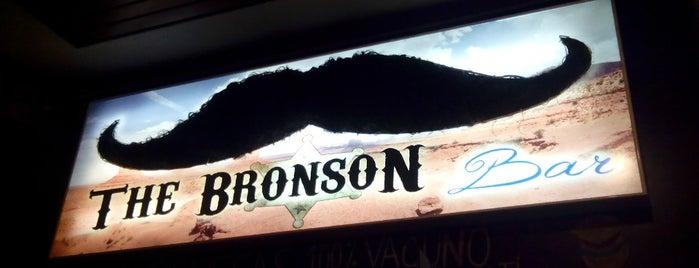 The Bronson Bar is one of En busca de la hamburguesa perfecta.