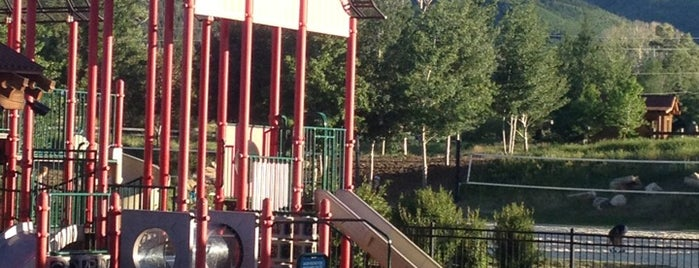 Willow Creek Park is one of InSite - Salt Lake City.