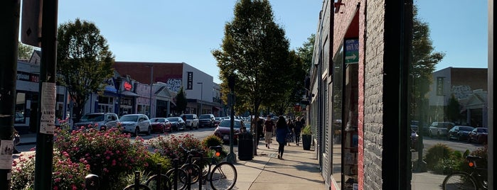 Carytown is one of 4sq Cities! (USA).