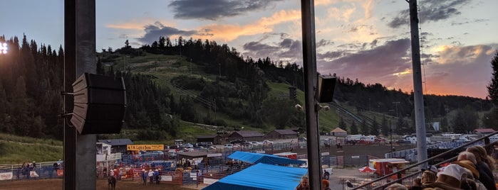 Steamboat Springs Rodeo is one of Colorado Tourism.