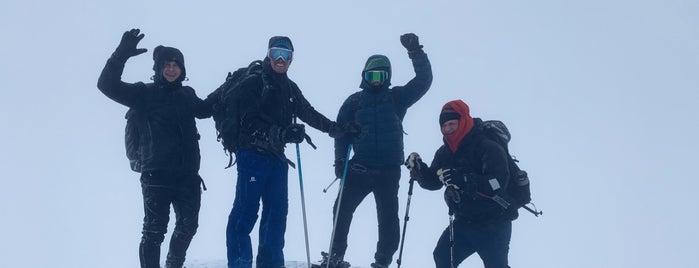 Algonquin Peak is one of Orte, die Matt gefallen.