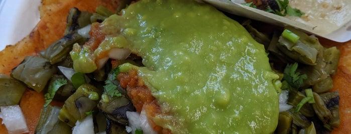 Los Tacos No. 1 is one of NYC.