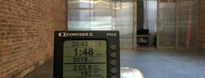 CrossFit 212 is one of Ruben 님이 좋아한 장소.