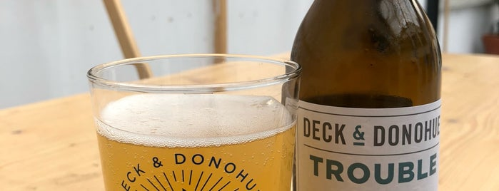 Deck & Donohue is one of Paris Beer.