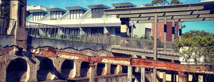 Paddington Reservoir Gardens is one of Sydney Sightseeing.