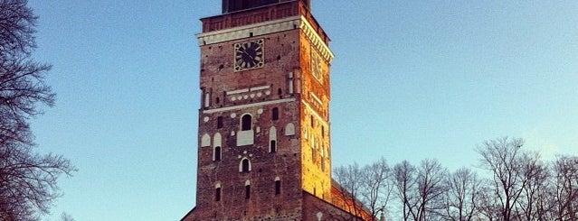 Turun Tuomiokirkko is one of Turku.