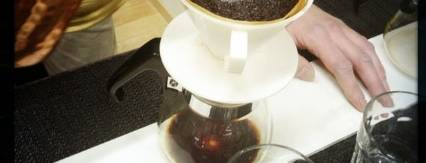Horiguchi Coffee is one of Specialty Coffee.