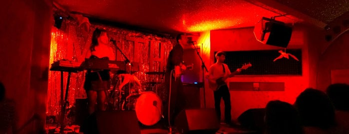 MOTH Club is one of To do.