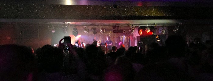 MOTH Club is one of London music.