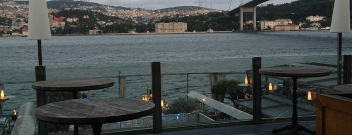 La Terrazza is one of Istanbul.