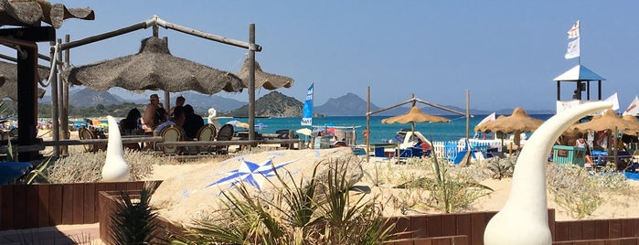 Lido Tamatete is one of Sardegna to try.