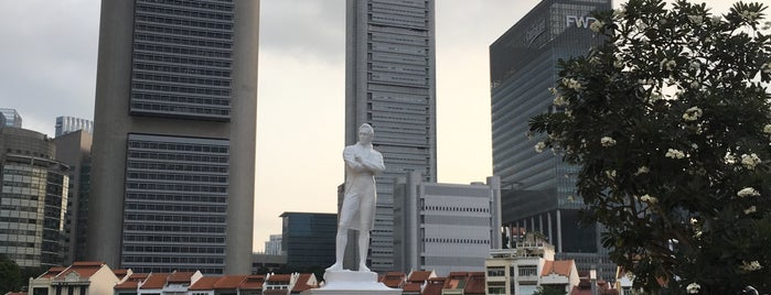 Stamford Raffles Landing @ The Civic District is one of Singapur.