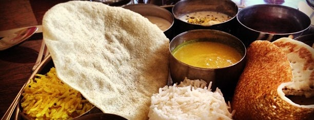 Dosa is one of The 25 Best Happy Hours In San Francisco.