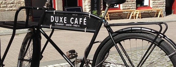 Duxe Coffee Shop & Mfg Co. is one of Linköping.