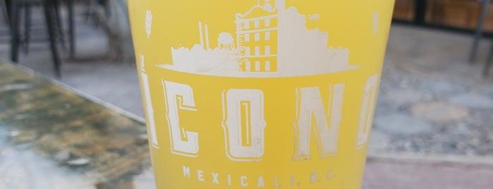 Cervecería Ícono is one of Armando 님이 저장한 장소.