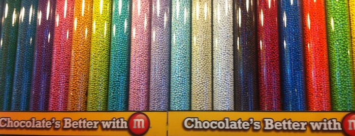 M&M's World is one of NYC.