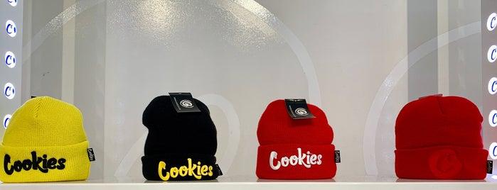 Cookies SF is one of Hannah's Trip.