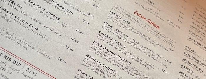 Original Joe's Westlake is one of Pacifica.