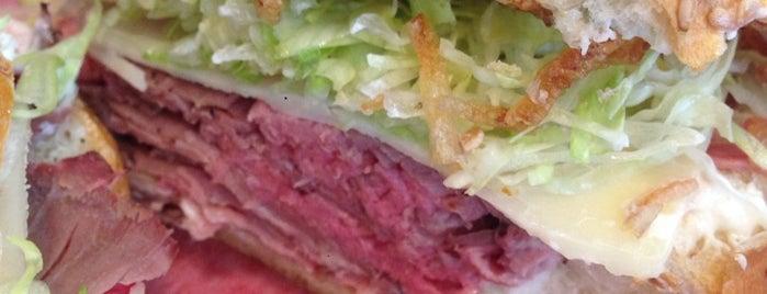 Meat Hook Sandwich is one of New Hood!.