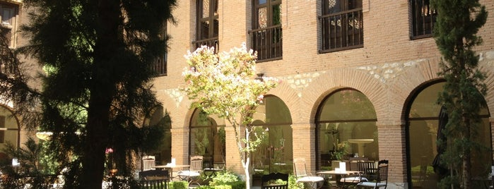 Hotel Parador de Chinchón is one of Vanessa'nın Beğendiği Mekanlar.