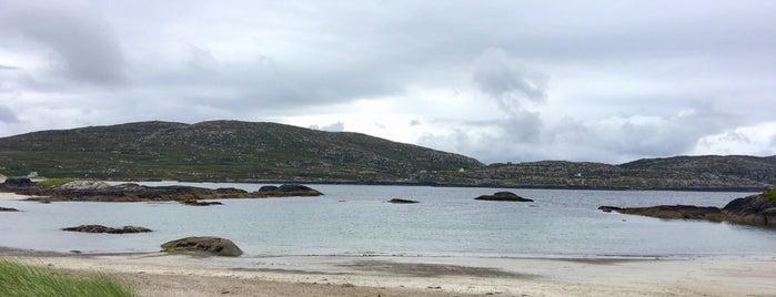 Derrynane Beach is one of Ireland.