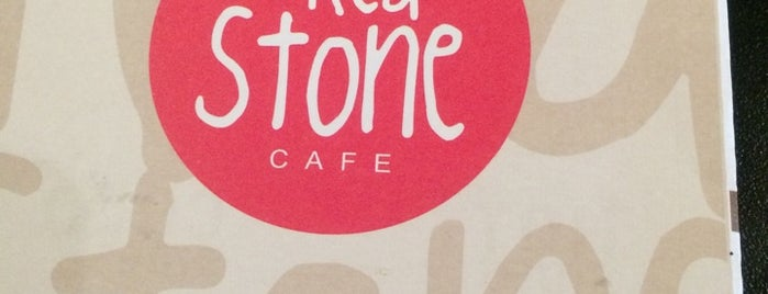 Red Stone Cafe is one of Posti che sono piaciuti a Charles.