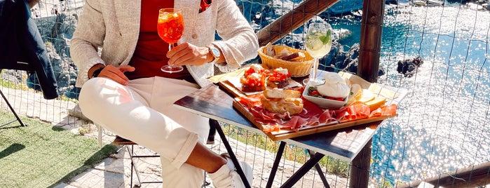 Nessun Dorma is one of Cinque Terre.