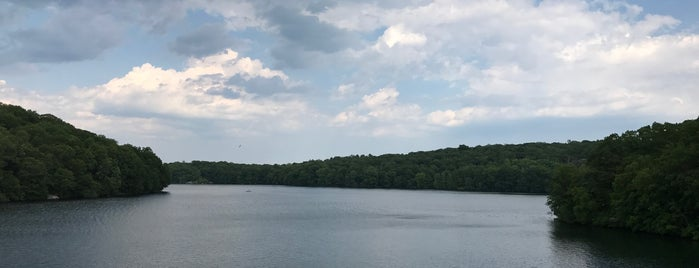Kensico Reservoir is one of Locais salvos de Gizem.