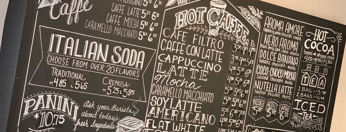 Hawaiian Aroma Caffe is one of Orte, die Esther gefallen.