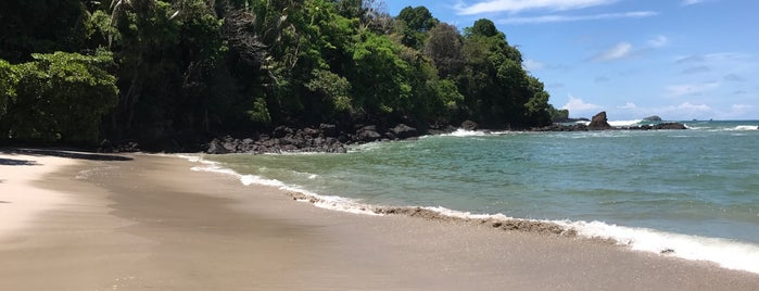 Playa Manuel Antonio is one of CR Recos.