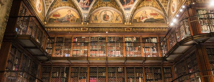 The Morgan Library & Museum is one of The New Yorkers: Extracurriculars.