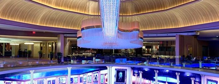 Hard Rock Hotel & Casino Atlantic City is one of Locais curtidos por David.