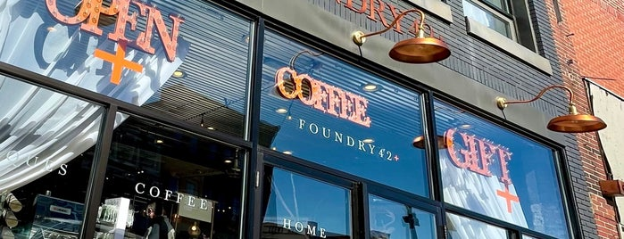 Foundry42+ is one of Around Narrowsburg.