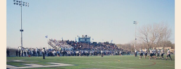 Lake Zurich High School is one of High Schools I Referee.