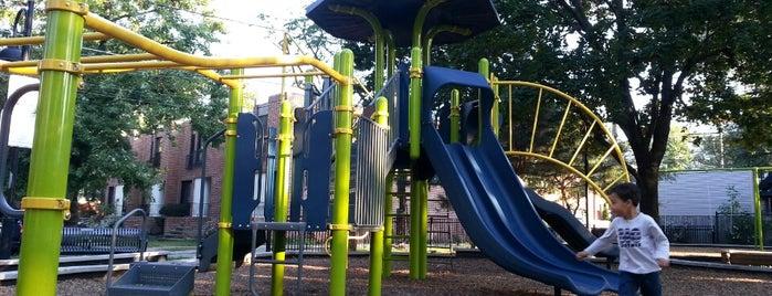 Coleman (Bessie) Park is one of Orte, die David gefallen.