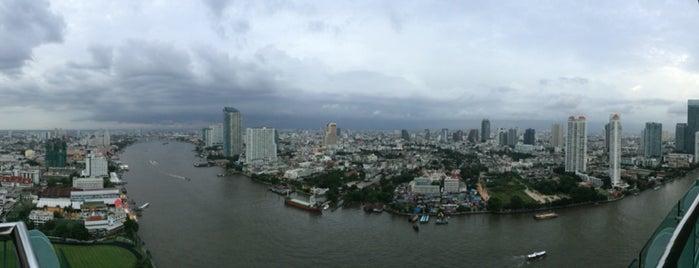 Chatrium Hotel Riverside Bangkok is one of Anastasiiaさんのお気に入りスポット.