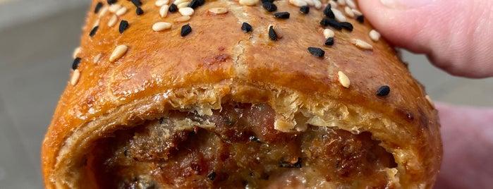 Gail's Bakery is one of Posti che sono piaciuti a Emine.