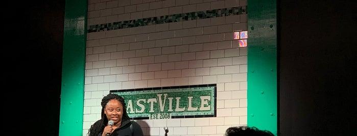 Eastville Comedy Club is one of Neighborhood.