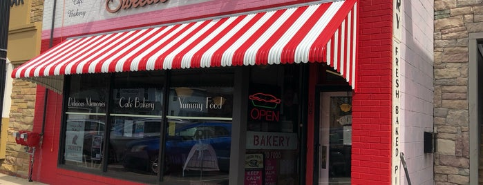 Sweetie-licious Bakery Café is one of Posti salvati di Christopher.