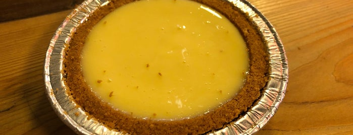 Steve's Authentic Key Lime Pie is one of NYC - Nov 2017 trip.