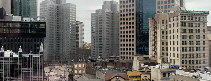 Hilton Garden Inn Pittsburgh Downtown is one of Pittsburgh.