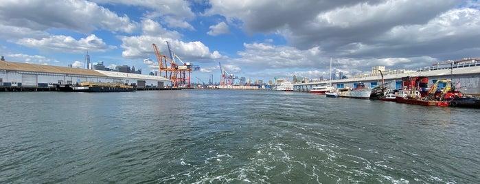 NY Waterway Ferry - Red Hook/Atlantic Basin Terminal is one of Lugares favoritos de IrmaZandl.