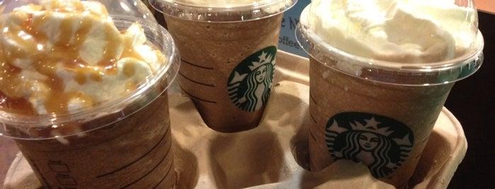 Starbucks is one of Makan @ KL #8.