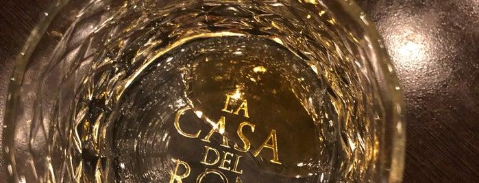 La Casa Del Ron is one of Orte, die Omar gefallen.