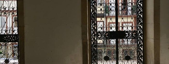 Museu da Sociedade Martins Sarmento is one of Posti salvati di Fabio.