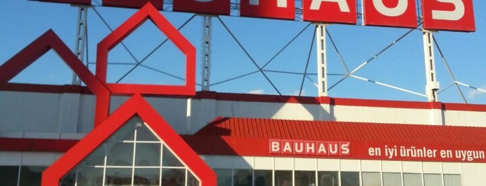 Bauhaus is one of İstanbul.
